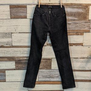 New York & Company Jeans - New York Co. Black Straight Leg Jeans